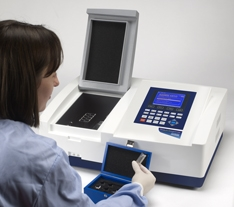 6850 Double Beam Spectrophotometer