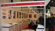 Bibby Scientific Stand at Arab Lab 2011