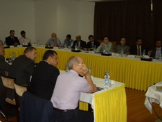 Dealers attending the presentations